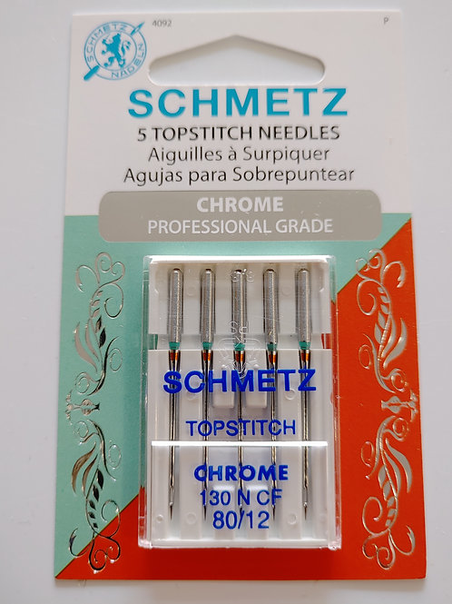 Needles Topstitch (set of 5)