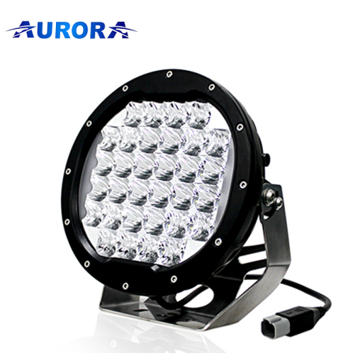 Aurora LED Round Driving Light Jeep Truck 4X4 Lights