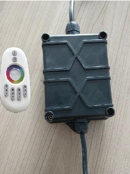 Premium RF Remote RGB LED Controller