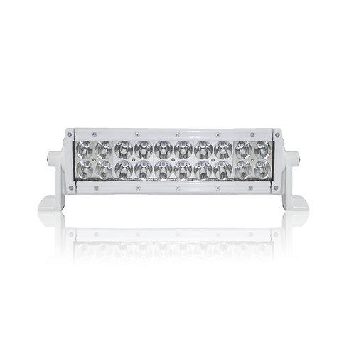 Aurora 10 Inch Double Row LED Marine Series Light Bar Combo Beam 100W