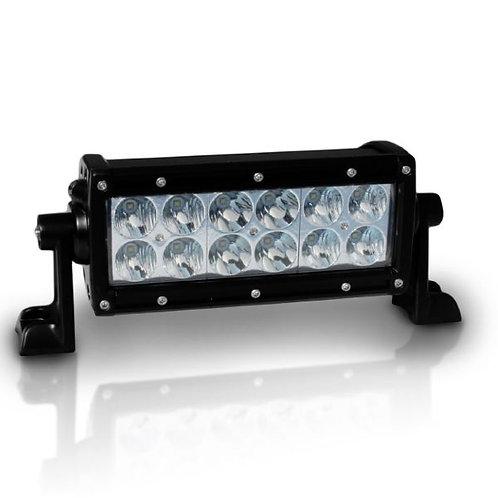 Aurora 6 Inch LED Double Row Light Bar 60 watt 5136 Lumens