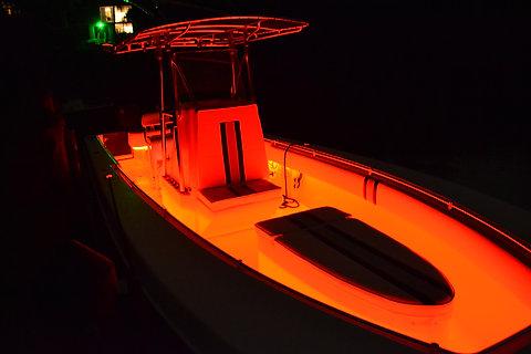 Marine Led Strip Rgb Color Changing Rope Light T Toplights