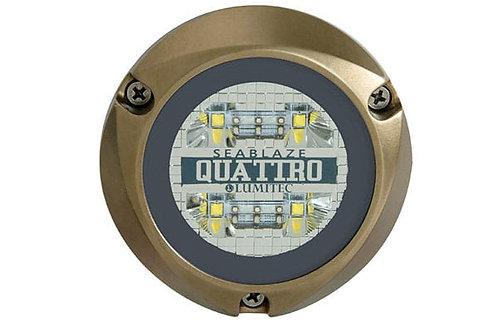 Lumitec Seablaze Quattro Underwater Light, Spectrum Full-Color RGBW