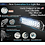 Thumbnail: Aurora D5 Series 30 Inch Off Road LED Light Bar - 12,540 Lumens