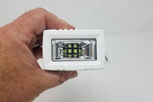 White 20W LED Spreader Light Aurora 2 Inch LED Light Bar Scene Light