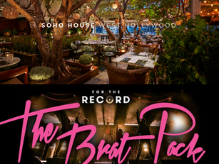 The Brats @ SOHO House West Hollywood