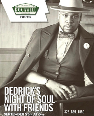 Dedrick's Night of Soul with Friends