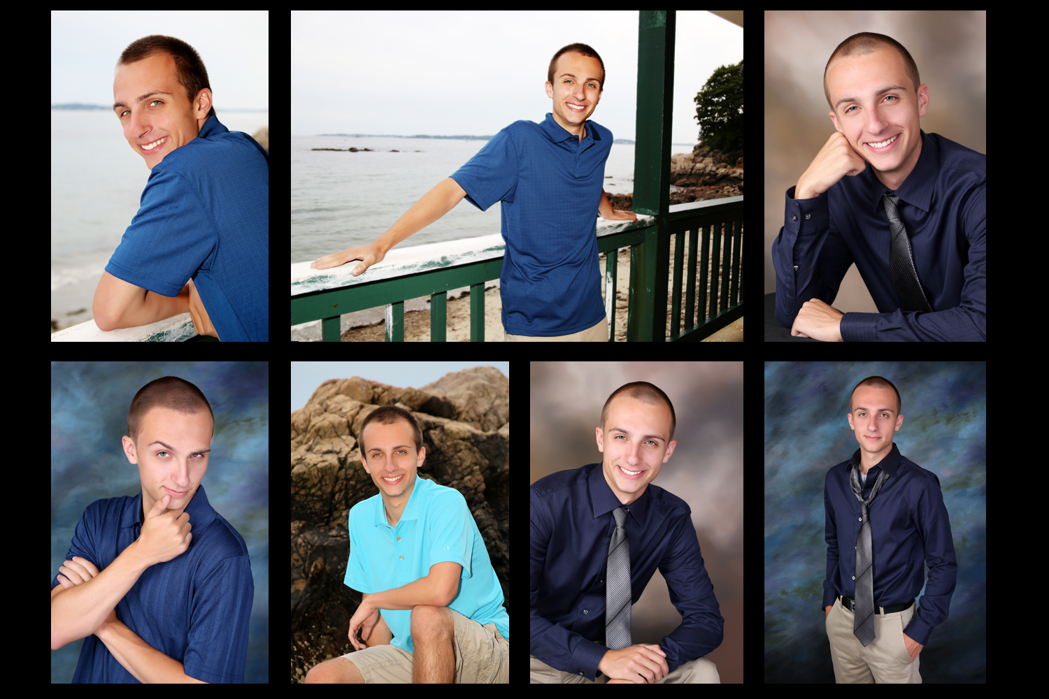 Dan | Senior Portrait