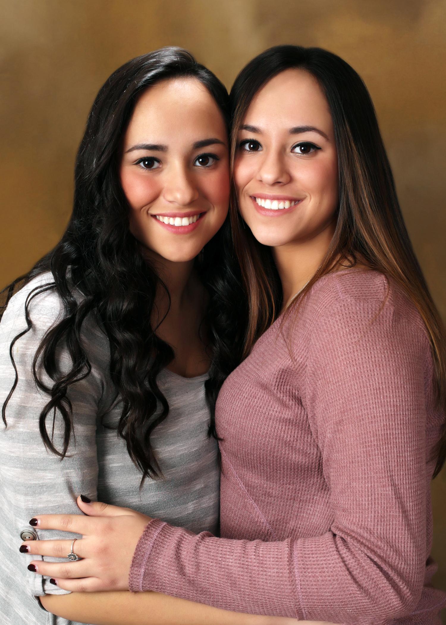 Jenna & Nicole | Senior Portrait