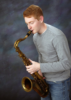 Zach | Senior Portrait