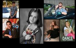 Hobbies Inspired Senior Portraits