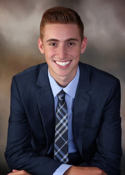 Nick | Senior Portrait