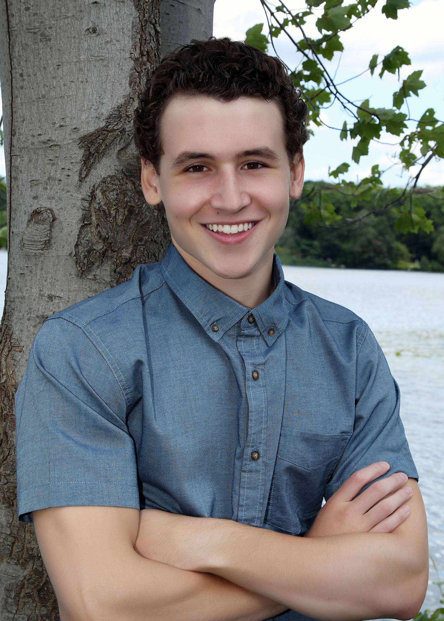 Nicholas | Senior Portrait