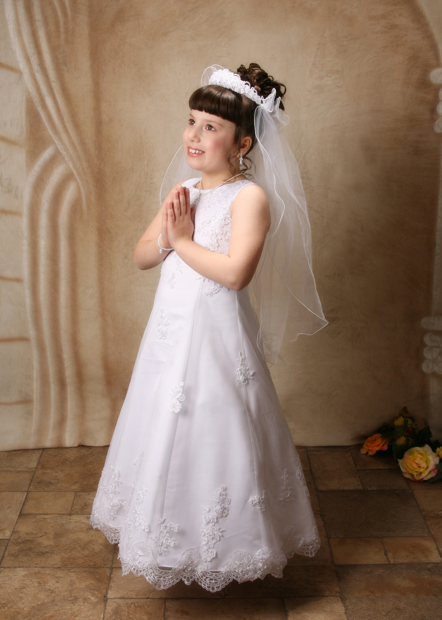Communion Portraiture | Lynnfield