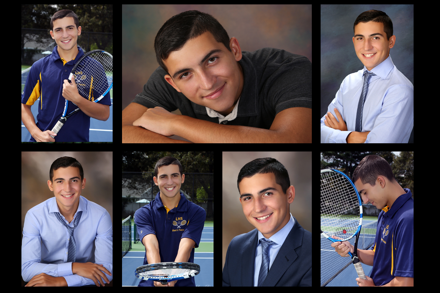 Lorenzo | Senior Portrait