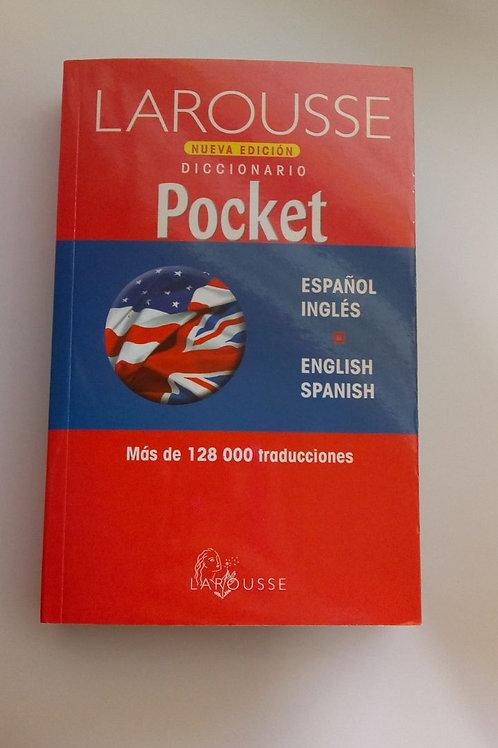 Diccionario Larousse Pocket ingles-español español-ingles