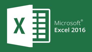 Primeros paso de Excel 2016