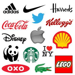 El logotipo para una imagen corporativa