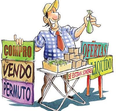 La mercadotecnia en economía de mercado y planificada.