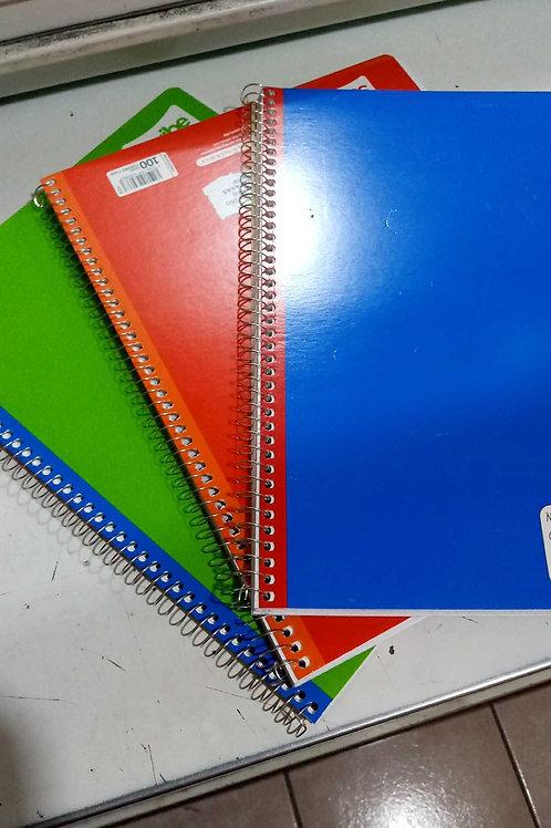 Cuaderno Scribe profesional 100 hojas