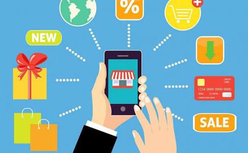 Fase de Comercialización en un comercio electrónico.