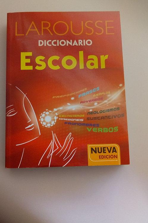 Diccionario Larousse Escolar