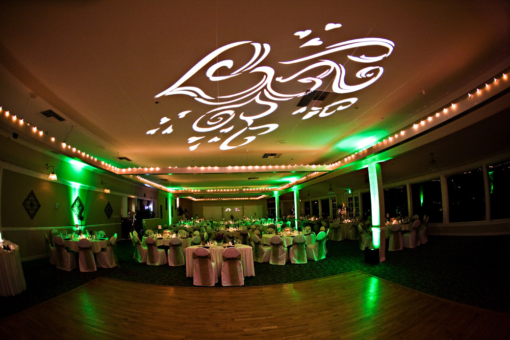superstar entertainment nj djforless wedding gobo lights nj