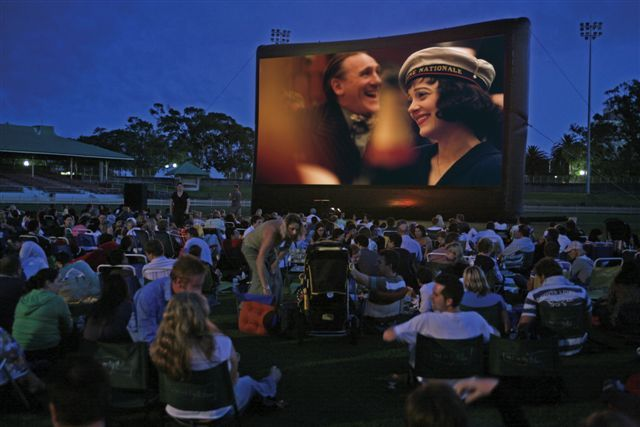 superstar entertainment outdoor movie movies theater nj fun party dj karaoke new jersey