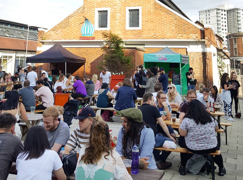 Dosa Love at Sneinton Street Food Club