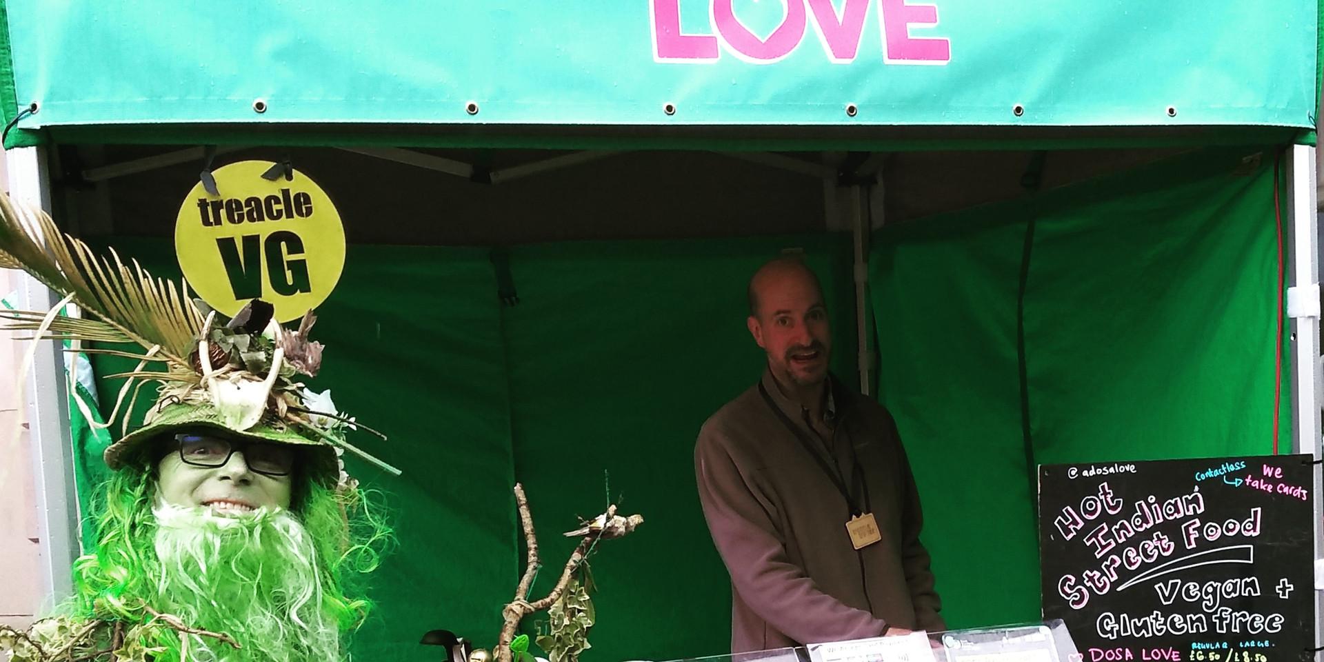 Dosa Love at Treacle Market