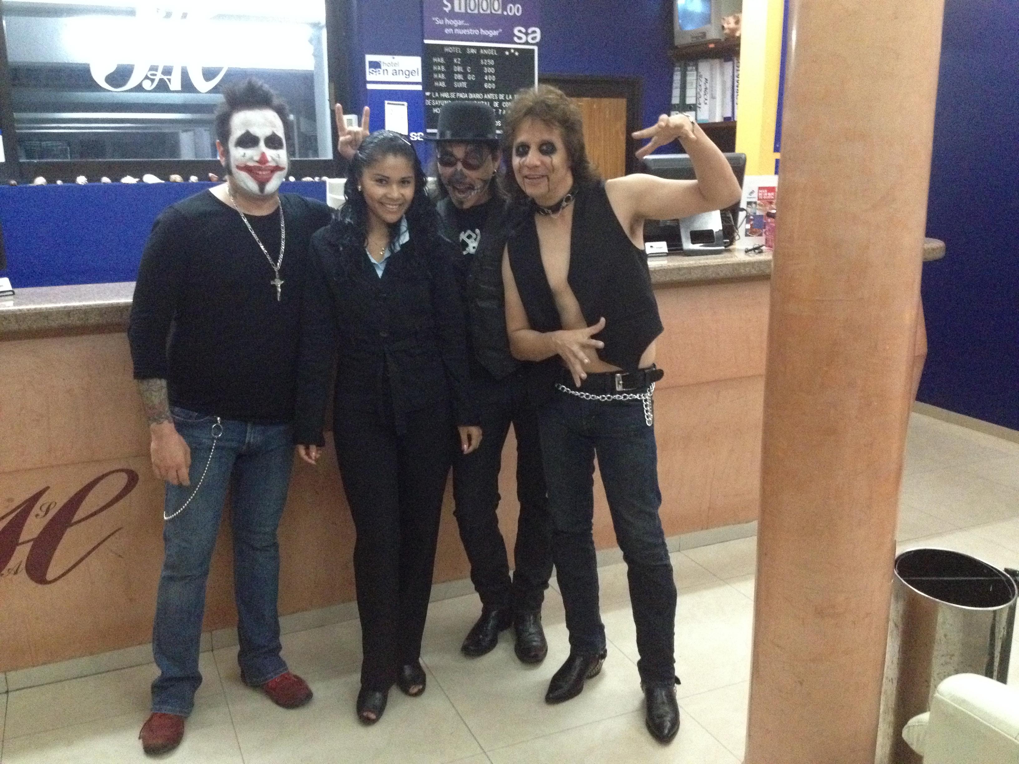 Halloween de Rock.