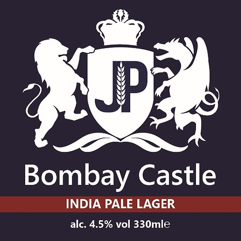 Bombay Castle India Pale Lager