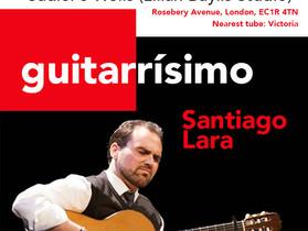guitarrísimo Goes to Sadler's Wells