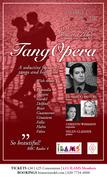 TangOpera Returns to The Crazy Coqs Live at Zédel, feat. Leonardo Pastore