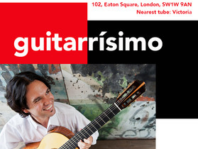 Morgan Szymanski at guitarrísimo