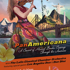 Official Launch of the 'PanAmericana' Project at Barbican's Milton Court Concert Hall on