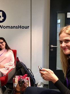 Helen Performs on BBC Radio 4's Woman's Hour