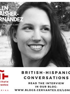Cervantes Institute Interview