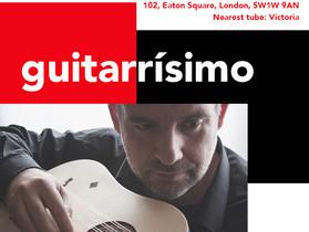 'guitarrísimo' Series Continues...