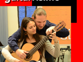 Anabel Montesinos & Marco Tamayo to Perform at GUITARRISIMO on 6 April