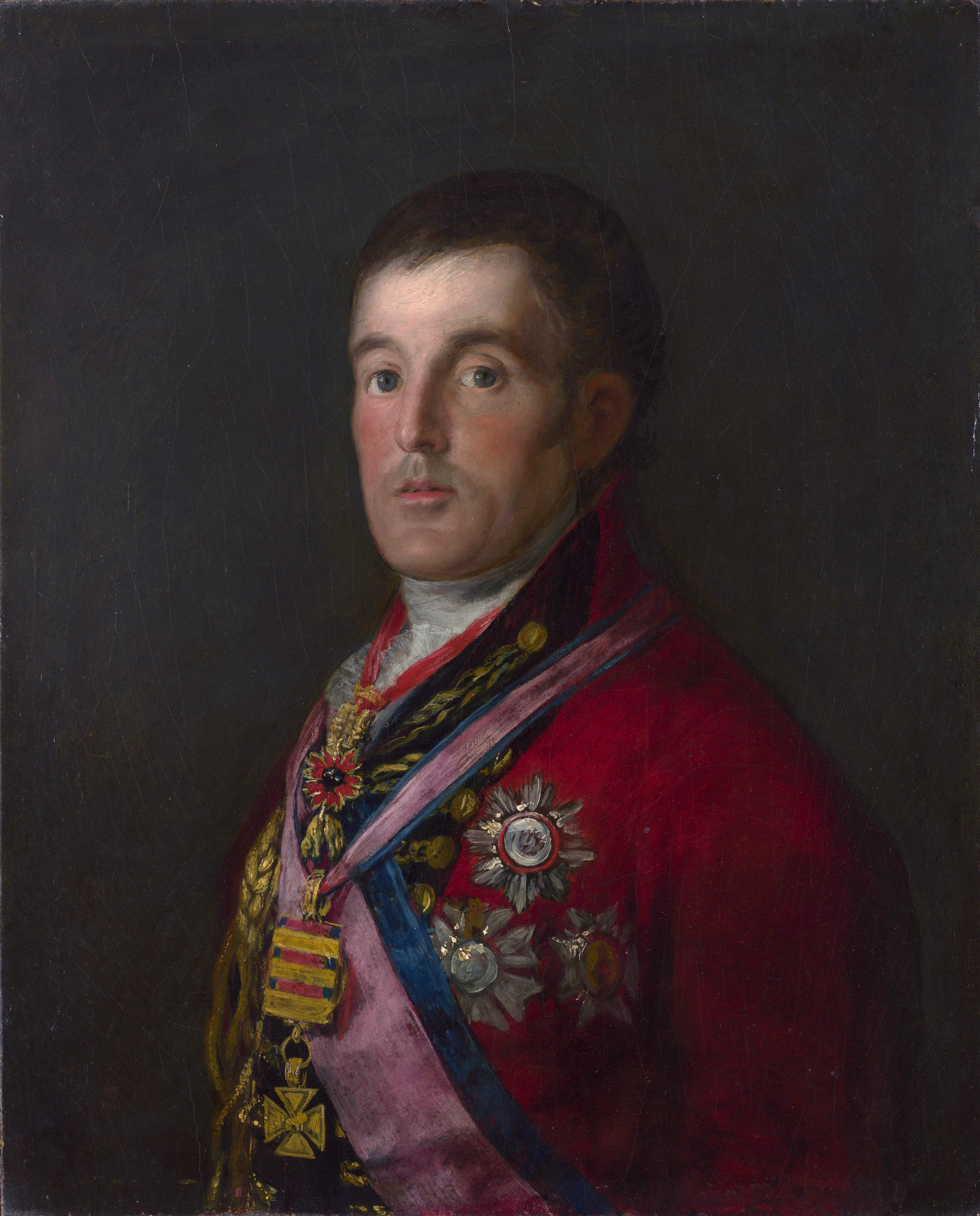 El Duque de Wellington