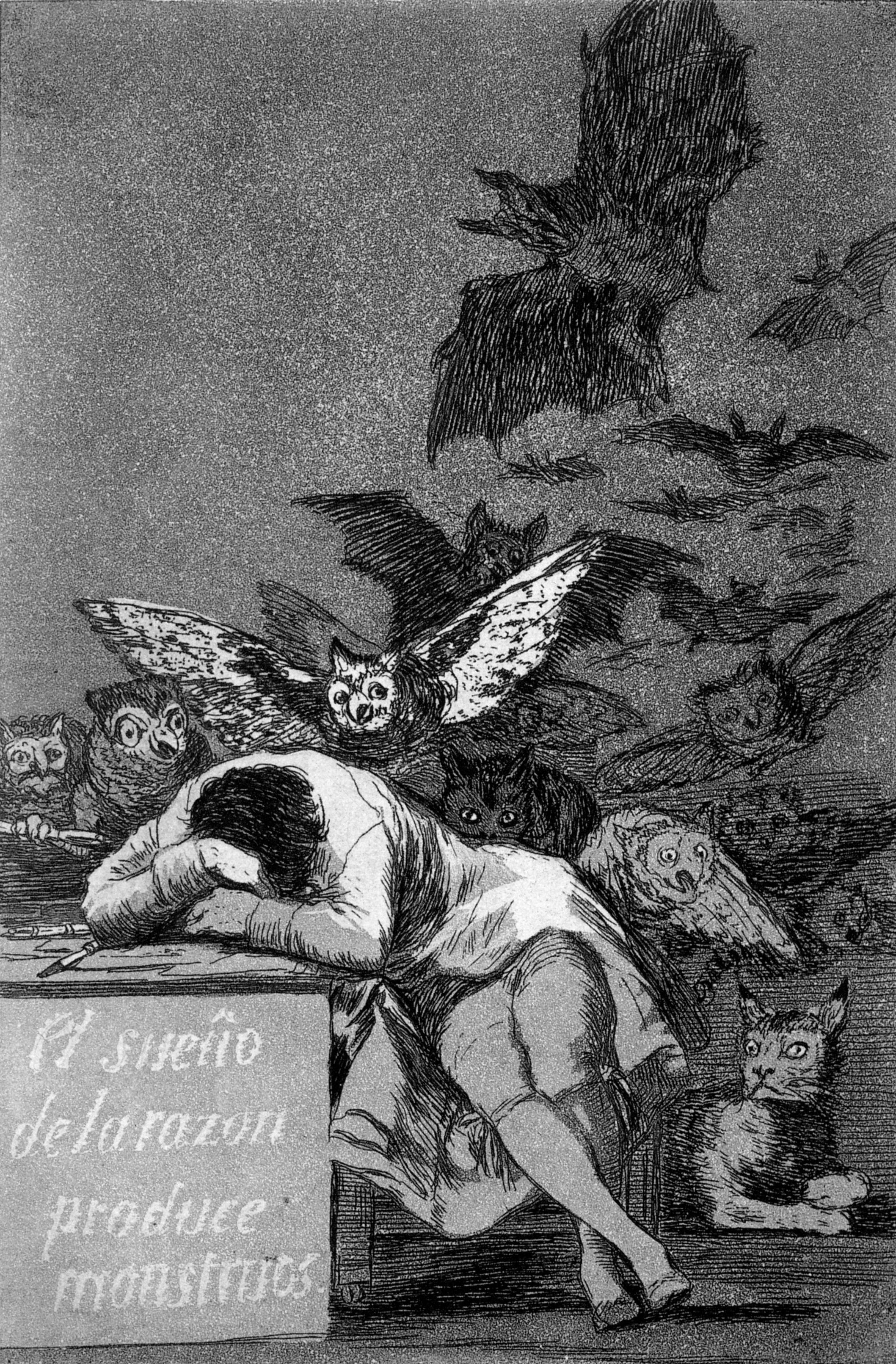 El sueño de la razón produce monstru