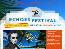 Echoes Festival Website Launched