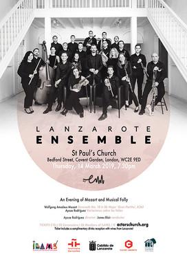 Poster A3 Lanzarote Ensemble 500pixels.j