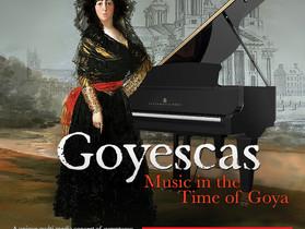 NEXT CONCERT: 'Goyescas' at St John's Smith Square