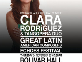 NEXT CONCERT: 'Great Latin American Composers'