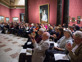Full House and Standing Ovations at The National Gallery