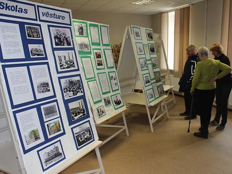 RSIPS 60-gadu jubilejai veltīta foto izstāde