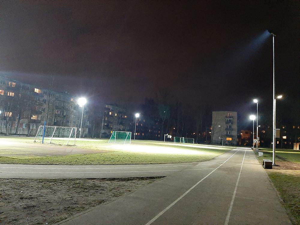 Sporta laukums