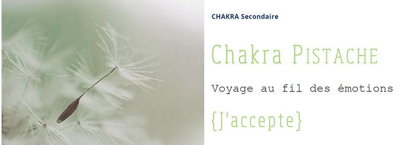 Chakra pistache